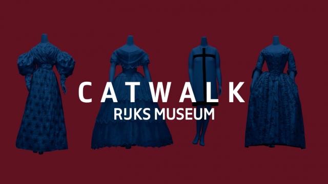 Rijksmuseum - Catwalk