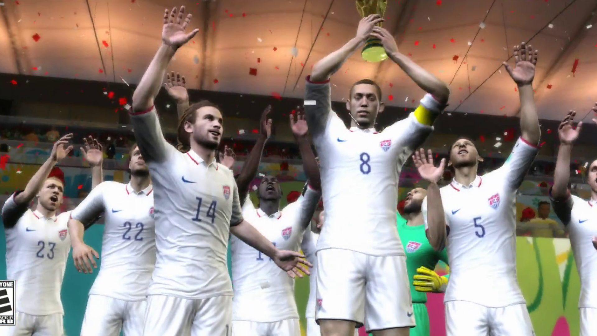 Ea Sports Fifa 14 Best Of America 01 11 19