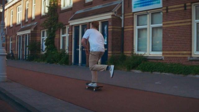 Noord Skatepark Amsterdam - Go Noord