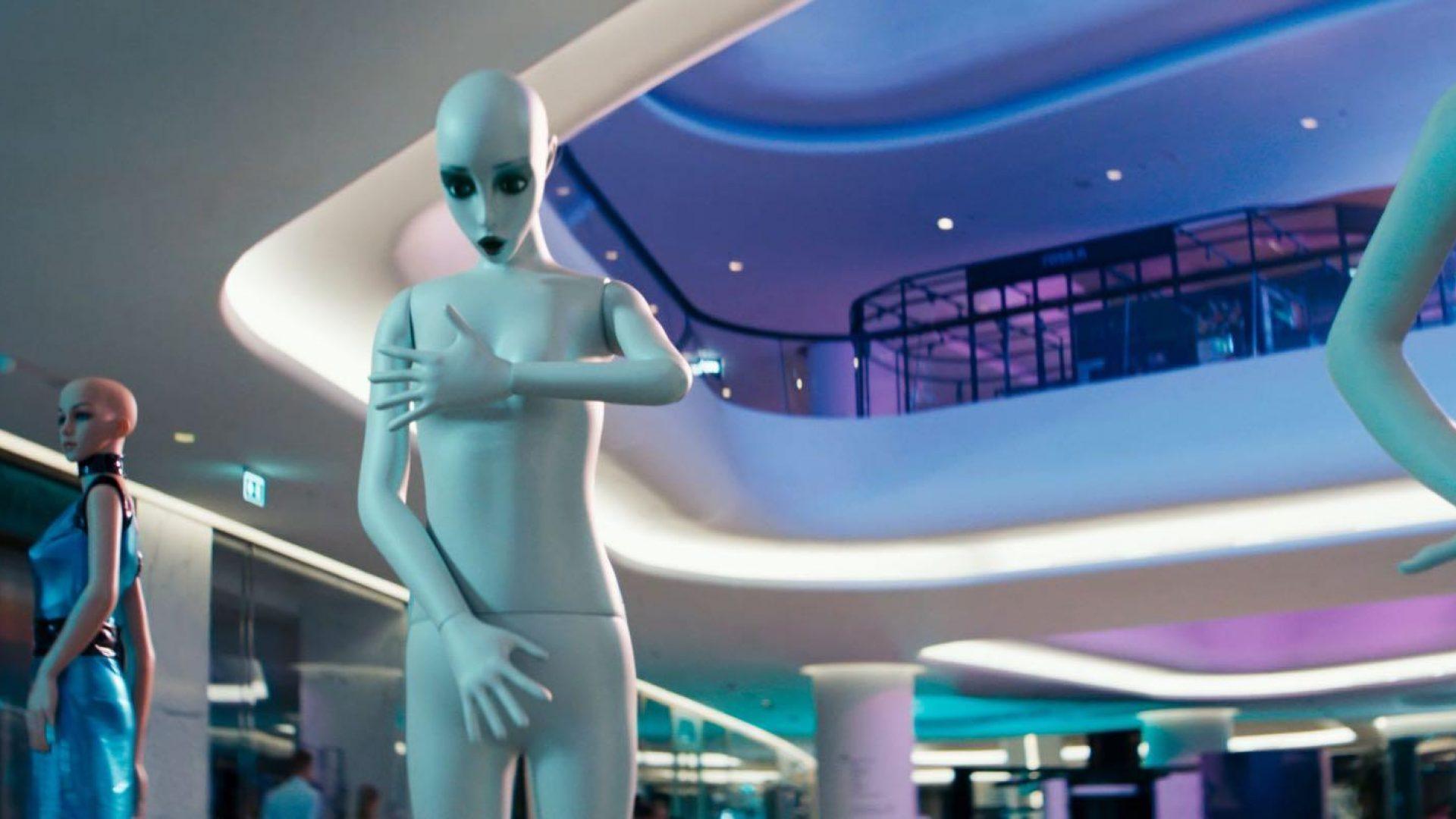 Tele2 Mannequin