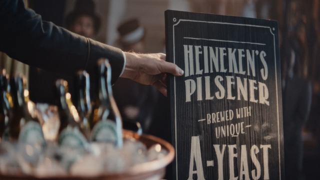 Heineken - The Invention