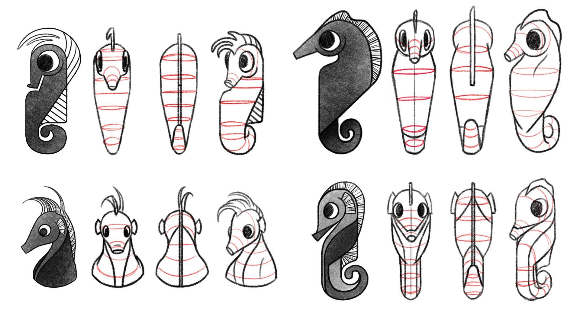 Asn Seahorse V21