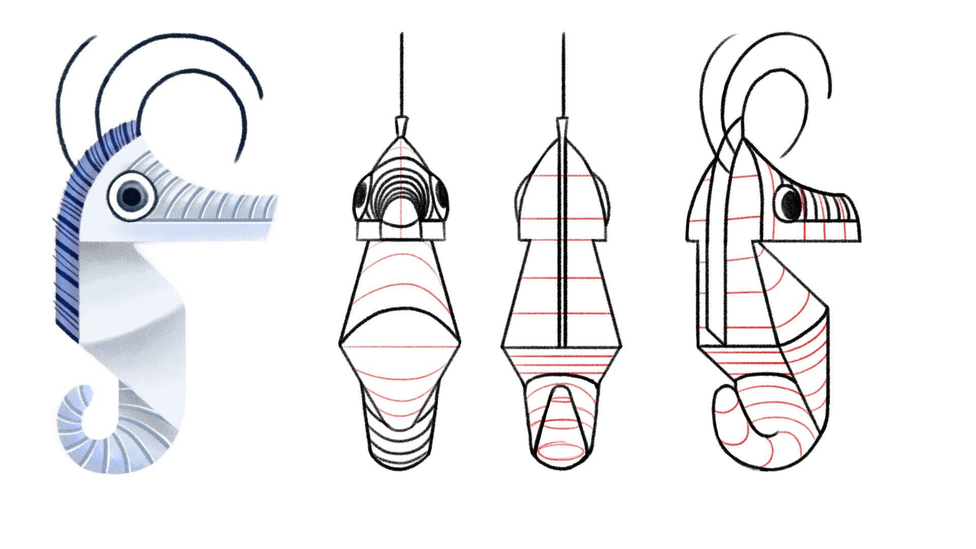 Asn Seahorse V22