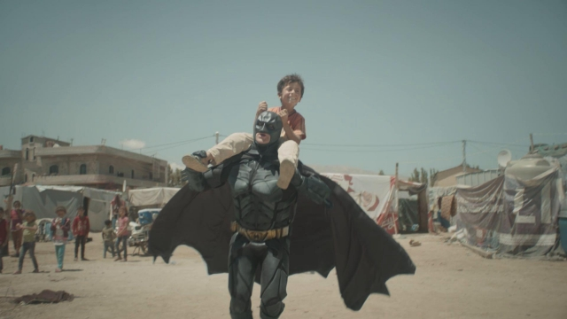 Warchild - Batman