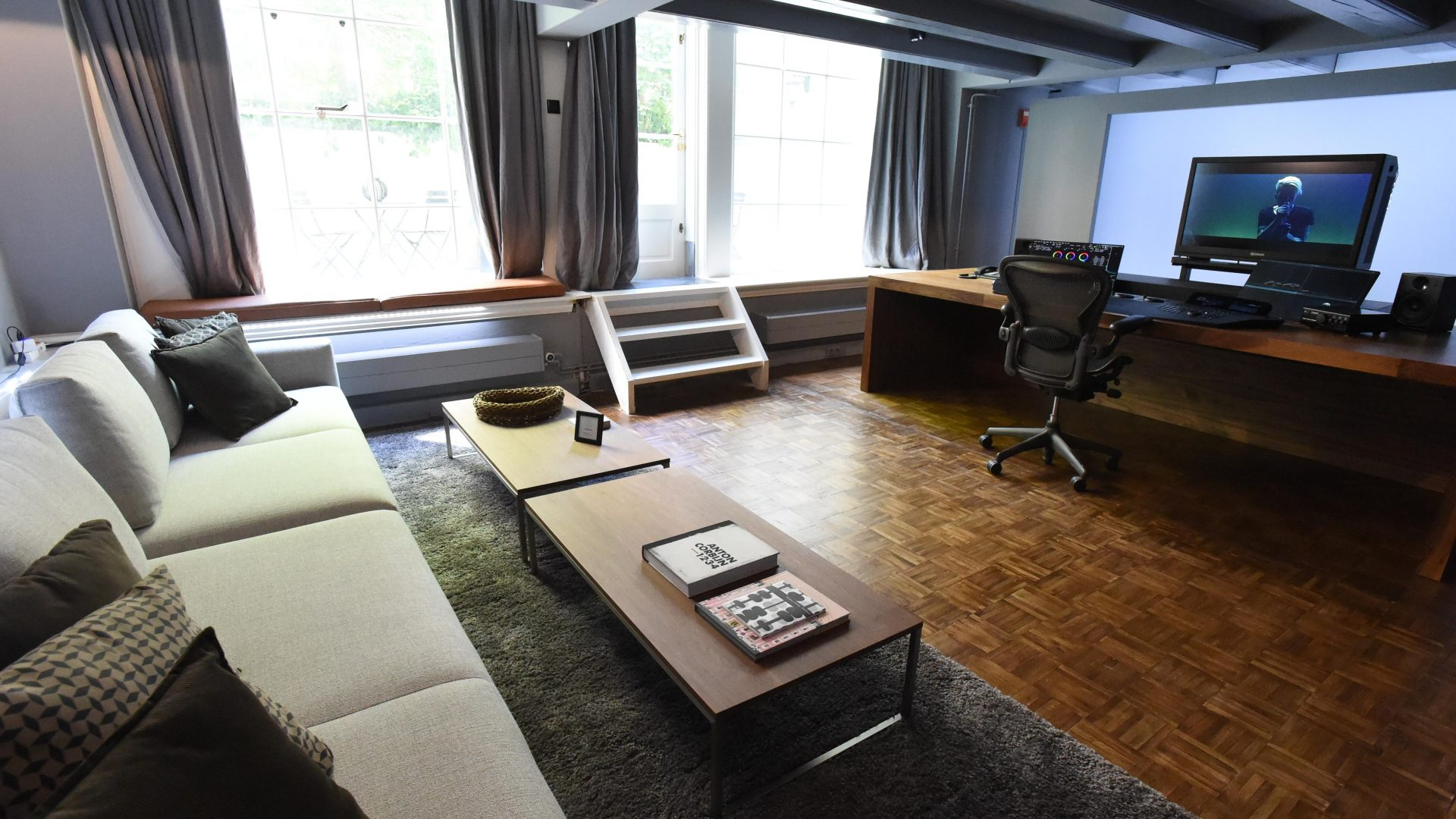 Herengracht Grading Suite 3