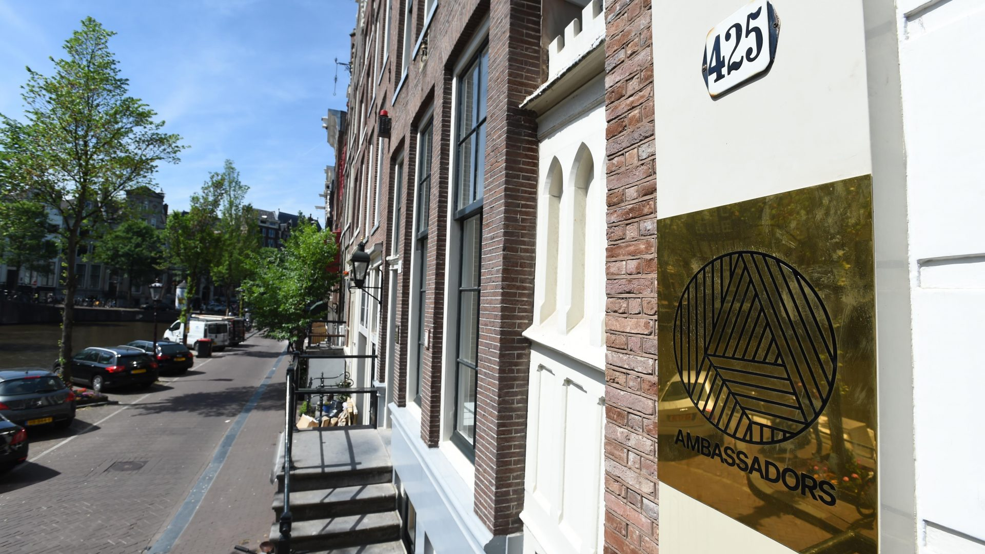 Herengracht Exterior